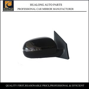 2011 KIA RIO Wing Door Side Mirror Electric with Lamp Syria Type