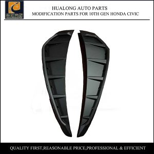 Side Fender Vent Cover for 10th Gen Honda Civic