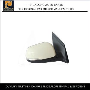 11-16 KIA Picanto Wing Door Mirror Electric with Lamp