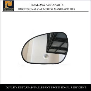 Glass for 2007 Hyundai Elantra Side Mirror with Lamp
