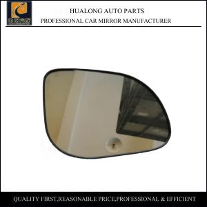 Glass for 11 Hyundai I10 Door Side Mirror