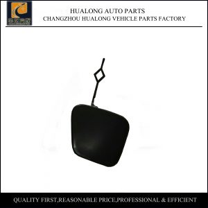 2017 Chevrolet Cruze Plastic Black Rear Tow Hook Cover